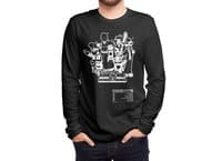 Captain Awesome - mens-long-sleeve-tee - small view