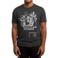 Captain Awesome - mens-triblend-tee - small view