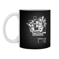 Captain Awesome - white-mug - small view