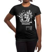 Captain Awesome - womens-regular-tee - small view