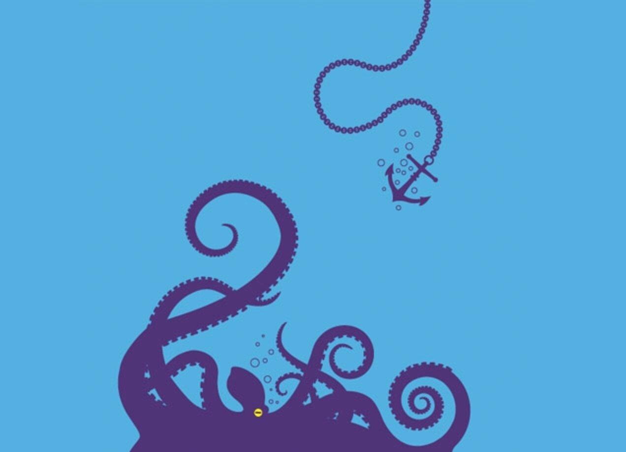 Shirt design octopus - Octopus On Yo Shirt Design By Jonah Block