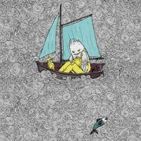 Old Man and the Sea - small view