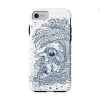 I Only Surf on Comets - double-duty-phone-case - small view