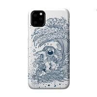 I Only Surf on Comets - perfect-fit-phone-case - small view