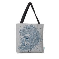 I Only Surf on Comets - tote-bag - small view