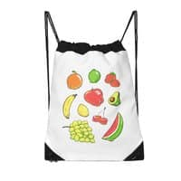 Booty Fruit - drawstring-bag - small view