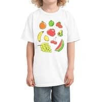 Booty Fruit - kids-tee - small view