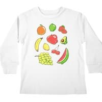 Booty Fruit - longsleeve - small view