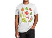 Booty Fruit - mens-extra-soft-tee - small view