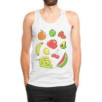 Booty Fruit - mens-jersey-tank - small view