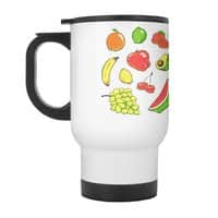 Booty Fruit - travel-mug-with-handle - small view
