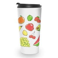 Booty Fruit - travel-mug - small view