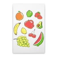Booty Fruit - vertical-stretched-canvas - small view