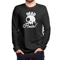Dead Pirate - mens-long-sleeve-tee - small view