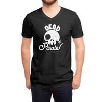 Dead Pirate - vneck - small view
