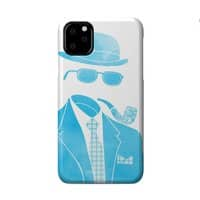 The Invisible Gentleman - perfect-fit-phone-case - small view