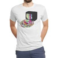 Test Pattern - mens-triblend-tee - small view