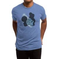 Magic Mushrooms - mens-triblend-tee - small view