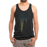 Favela - mens-triblend-tank - small view
