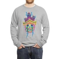 Windmill Warrior - crew-sweatshirt - small view