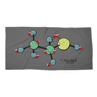 Introduction to Molecular Bonding - beach-towel-landscape - small view
