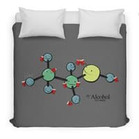 Introduction to Molecular Bonding - duvet-cover - small view