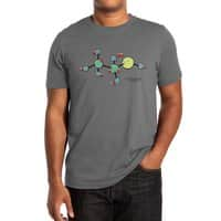 Introduction to Molecular Bonding - mens-extra-soft-tee - small view