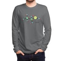Introduction to Molecular Bonding - mens-long-sleeve-tee - small view
