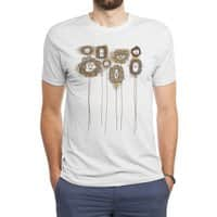 Dandy Lions - mens-triblend-tee - small view