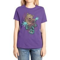 Zombie Nomz - womens-extra-soft-tee - small view