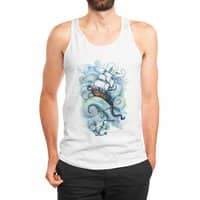 Long Journey - mens-jersey-tank - small view