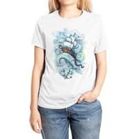 Long Journey - womens-extra-soft-tee - small view