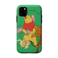 A Very Naughty Bear - double-duty-phone-case - small view
