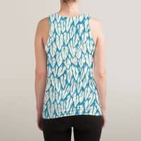 Feathered Fringe - sublimated-tank - small view