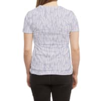 Feathered Fringe - womens-sublimated-triblend-tee - small view