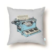 The Composition - throw-pillow - small view
