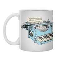 The Composition - white-mug - small view