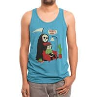 Guess Who - mens-triblend-tank - small view