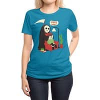 Guess Who - womens-regular-tee - small view