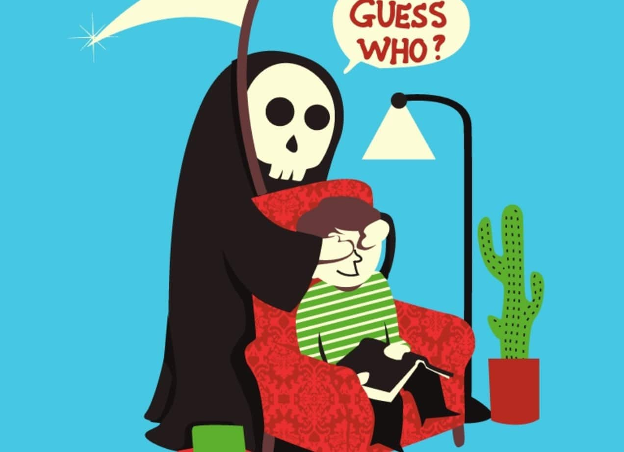 guess who by budi satria kwan mens tee threadless. Black Bedroom Furniture Sets. Home Design Ideas