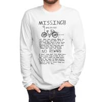 Missing!!! - mens-long-sleeve-tee - small view