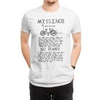 Missing!!! - mens-regular-tee - small view