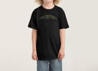 When You Think About It, All Galaxies Are Far, Far, Away - kids-tee - small view