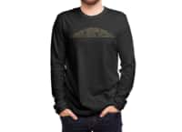 When You Think About It, All Galaxies Are Far, Far, Away - mens-long-sleeve-tee - small view