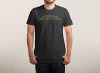 When You Think About It, All Galaxies Are Far, Far, Away - mens-triblend-tee - small view