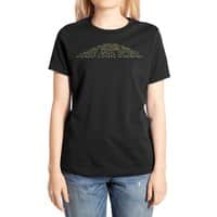 When You Think About It, All Galaxies Are Far, Far, Away - womens-extra-soft-tee - small view