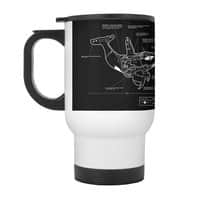 Killer Whale - travel-mug-with-handle - small view
