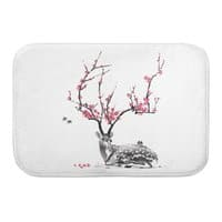 Blooming - bath-mat - small view