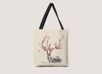 Blooming - tote-bag - small view