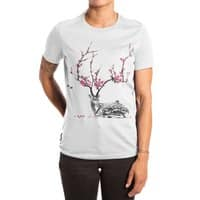 Blooming - womens-extra-soft-tee - small view